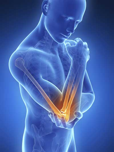 Treating Tennis Elbow with Clinical Thai Bodywork