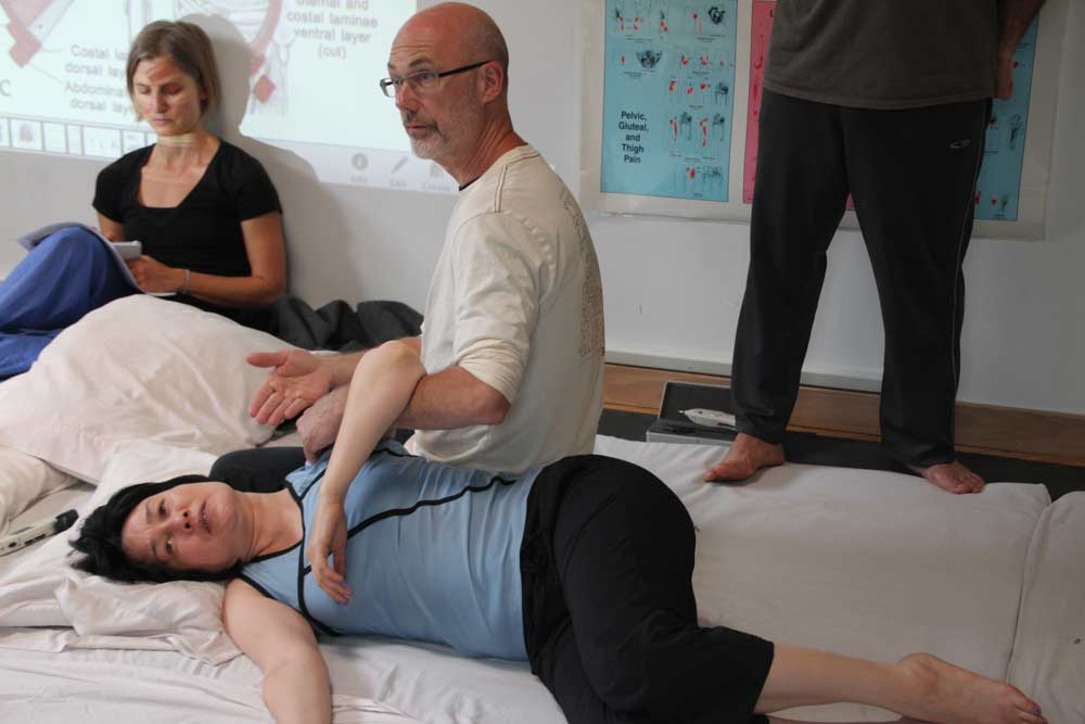 Integrating Thai Massage and Trigger Point Training: Clinical Thai Bodywork Program Changes for 2016